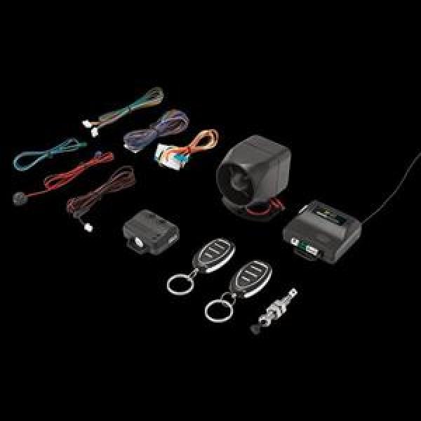 Crimestopper SP102 Universal 1-Way Security /& Keyless Entry System