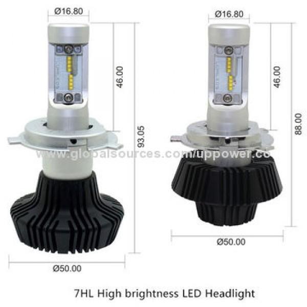 philips g7 h4 led headlight retrofit. Black Bedroom Furniture Sets. Home Design Ideas