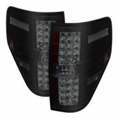 2009-2014 FORD F-150 LED TAIL LIGHT ASSEMBLY (SPYDER AUTOMOTIVE)