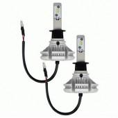 Metra Electronics HE-H1LEDKIT LED HEADLIGHT CONVERSION KIT H1