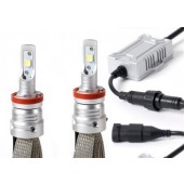 Putco 280007P LED HEADLIGHT CONVERSION KIT WITH ANTI-FLICKER H7