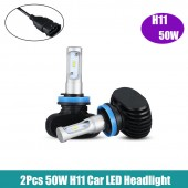 H11 S1 LED HEADLIGHT CONVERSION KIT (Fanless)