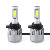 9012 S2 LED HEADLIGHT CONVERSION KIT (INTERNAL FAN)