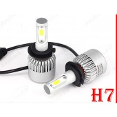 H7 S2 LED HEADLIGHT CONVERSION KIT (INTERNAL FAN)